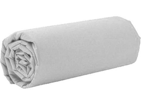 drap housse 120x190 cm perla coloris blanc vente de drap