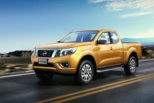 Nissan Nivana All New 2015 Nissan Navara Frontier Officially Revealed