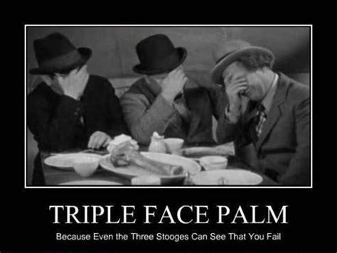 Palm Face Meme - image 189262 facepalm know your meme