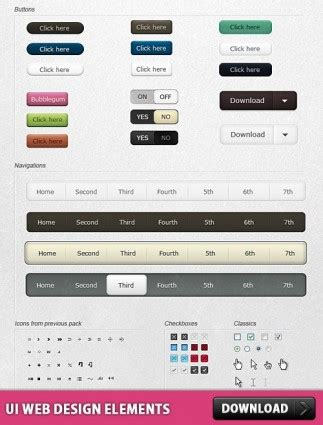 home improvement web design psd web elements ui 웹 디자인 요소 무료 psd 웹 디자인 무료 psd 무료 다운로드