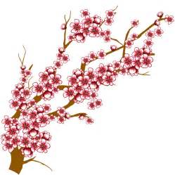 August Flower - japanese tree clipart galleryhip com the hippest