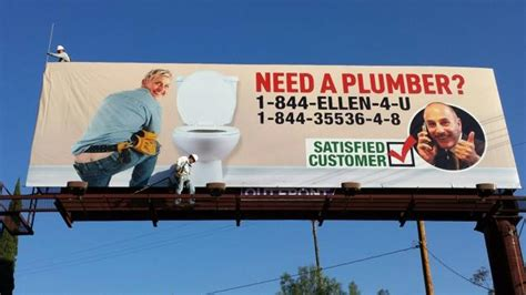 Need Plumbing by Lauer Escalates Prank War With Degeneres Ny Daily News