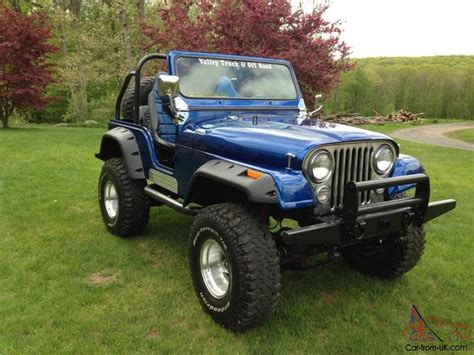 1977 Jeep Cj5 For Sale 1977 Jeep Cj5 Fully Restored