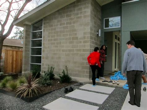 Cinder Block House by Modern Home Tour Part Iii Drawing Circles