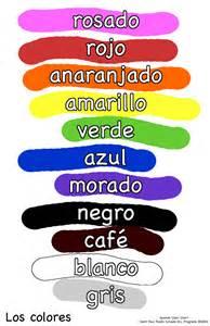 los colores song wednesday 10 14 15 a day sra lucas espa 241 ol