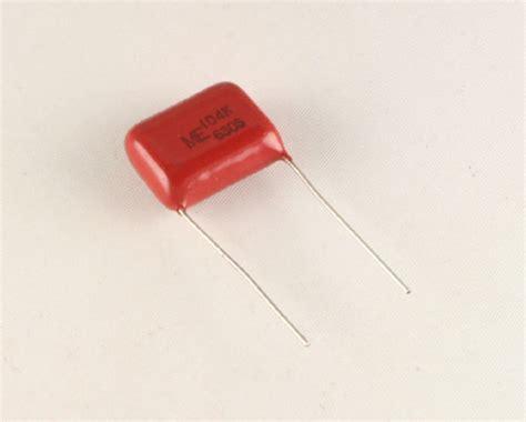 capacitor polyester 0 1uf me104k630v me capacitor 0 1uf 630v polyester radial 2020006832