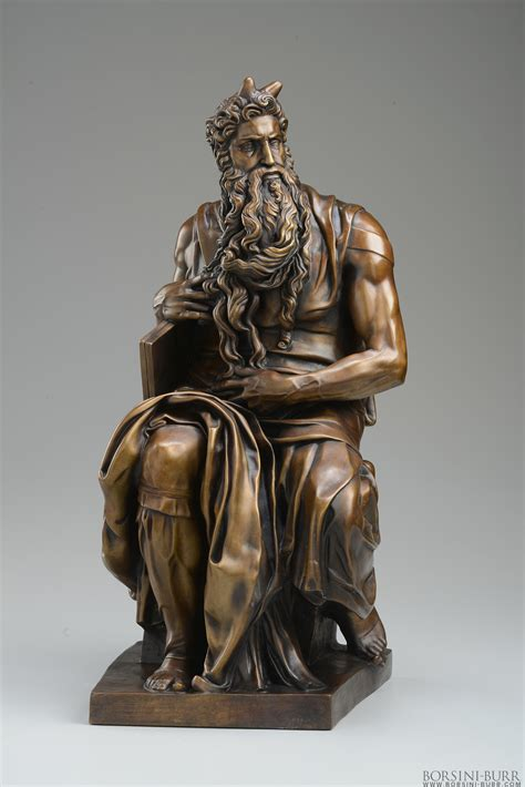 epph michelangelo sculpture image gallery moses by michelangelo bronze sculptures