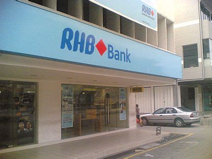rhb bank in malaysia rhb s term rating revised from positive to stable