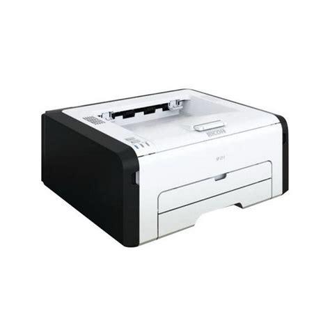 Printer Laser Black And White ricoh sp 211 black and white laser printer 1200x600dpi 22ppm printer thailand