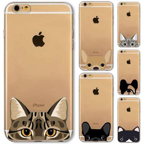 Iphone 6 Cats animal cat bulldog phone for iphone