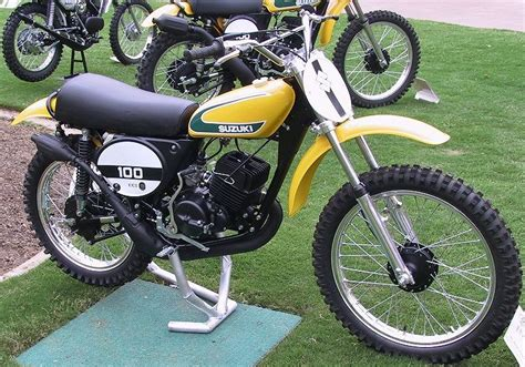 Suzuki Tm 100 10s T