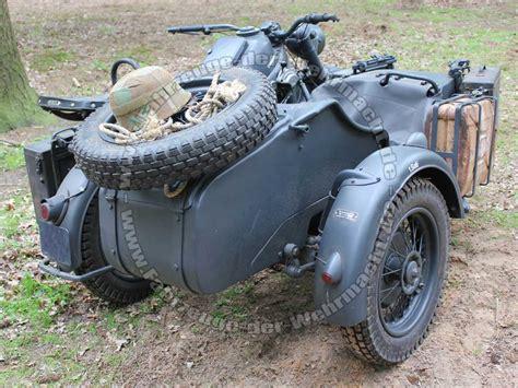 Bmw Motorrad Mit Beiwagen Wehrmacht by Z 252 Ndapp Ks 750 Fahrzeuge Der Wehrmacht De