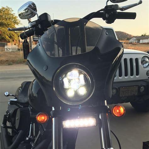 Led Light Bars For Motorcycles Whip Tech Led 6 Light Bar Free Shipping Baum Customs