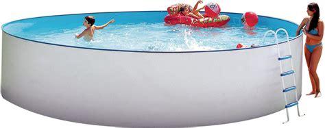 pool rund steinbach nuovo pool rund 216 550 x 120 cm allespool