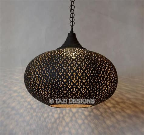 moroccan style pendant light modern moroccan ceiling light by tazi designs california