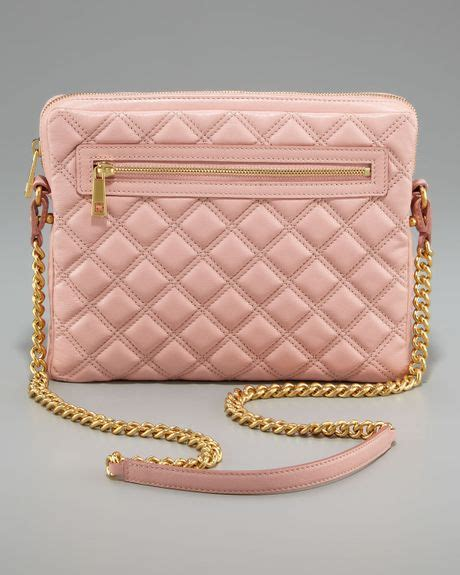 Marc Quilted Stella by Marc Quilted In Pink Coral Lyst