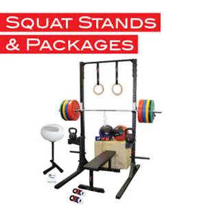 Squat Rack Package by Leading Supplier Of Functional Fitness Equipment X