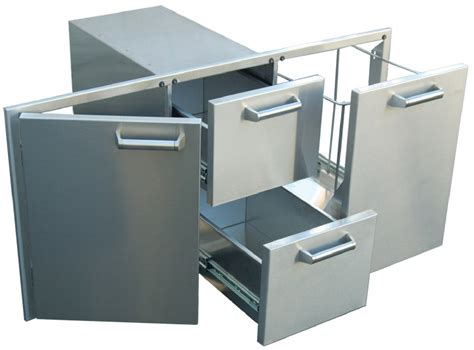 Bbq Doors And Drawers pcm bbq island 42 226 drawer and door combo unit 300h series