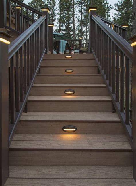 outdoor stair lighting ideas 16 stunning outdoor lighting ideas home ideas