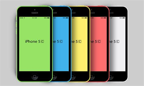 Free Iphone 5c Giveaway - new iphone 5c psd mockup graphicsfuel