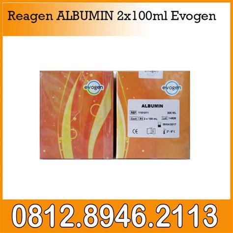 Larutan Fehling A Fehling B 100ml Reagen Albumin 2x100ml Evogen