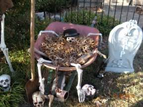 Homemade Halloween Yard Decorations Ideas Gallery For Gt Homemade Outdoor Halloween Yard Decorations