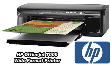 Tinta Printer Hp Officejet 7000 Wide Format Gadgets Mobiles Reviews Stuff