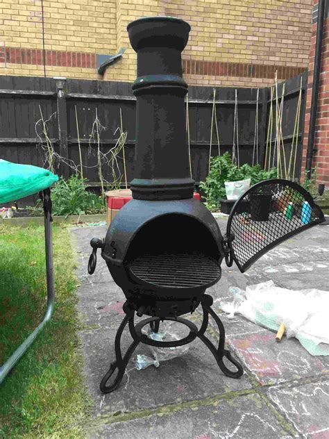 how i found the right chiminea for me chiminea