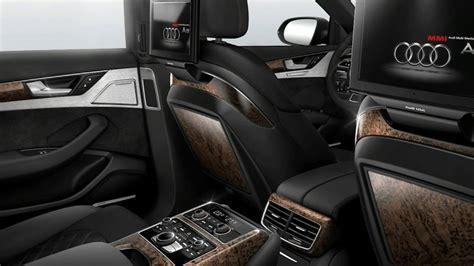 Audi A8 Innenraum by 2017 Audi A8 Sedan Interior