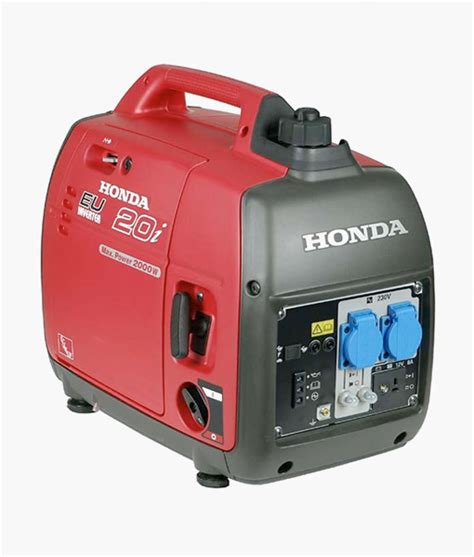 honda eu20i inverter generator for hire equipment