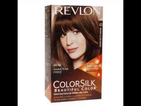 Revlon Colorsilk Beautiful Color 1 revlon colorsilk beautiful color medium golden brown 43 1 ea