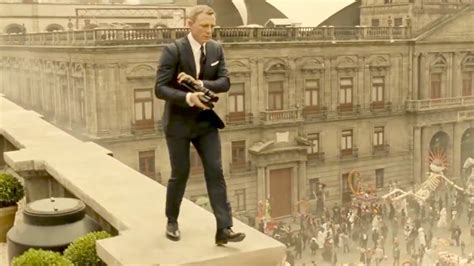 Film Action Terbaik James Bond | les sc 232 nes d action de spectre youtube