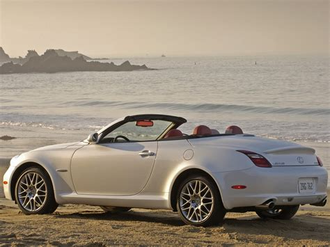 convertible lexus hardtop 2007 lexus sc pebble beach edition hardtop convertible