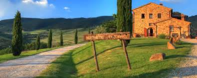 Farmhouse Apartments Tuscan Farmhouse Agriturismo Cacciamici Pienza Siena Tuscany