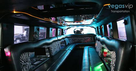 limousine hummer inside stretch pink hummer limo vegas limousine