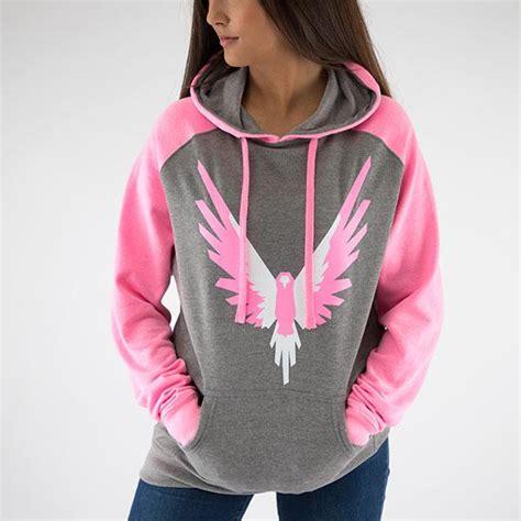 Hoodie Pullover Birdie By Maverick Logan maverick pink 2 tone hoodie maverick by logan paul