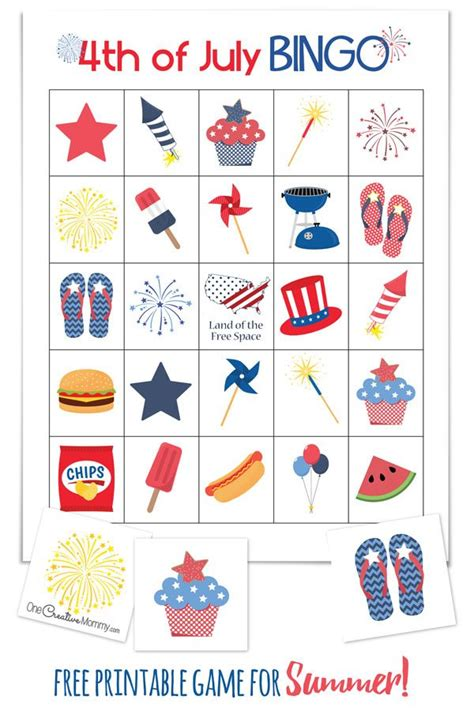 printable veterans day bingo cards 17 best images about patriotic fun on pinterest