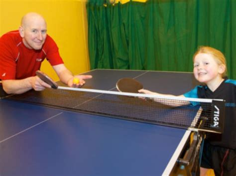Eamonn Fitzgerald Kitchens by Leixlip Table Tennis Leinster Leader