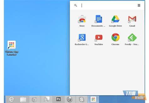 chrome launcher chrome app launcher indir google servislerine hızlı