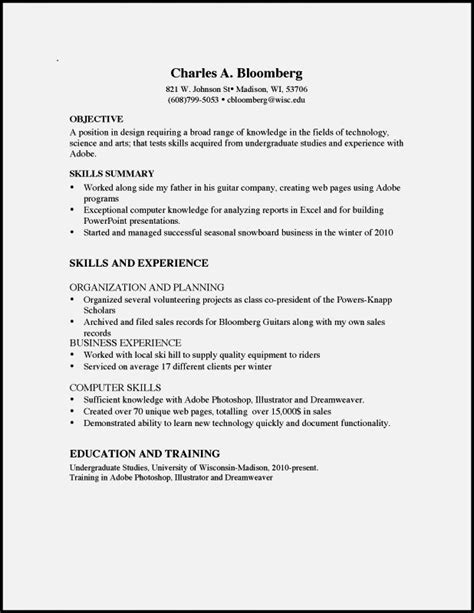 Cover Letter Exles 16 Year Sle Cv For A 16 Year Uk Resume Template Cover Letter