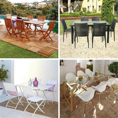decorar jardin muebles muebles para el jardin facilisimo