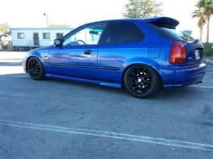1996 Honda Civic Hatchback For Sale Purchase Used 1996 Honda Civic Hatchback In Apple Valley