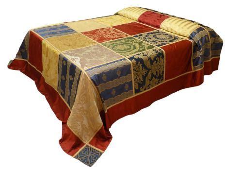 copriletto seta copriletto matrimoniale in seta di san leucio 100 santa
