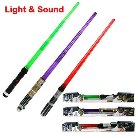 Kaos Classic Lightsaber Wars 84cm foldable wars laser sword with sound and light classic wars lightsaber for