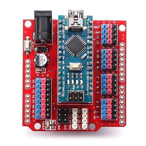 arduino nano tarjeta de expansion shield  en