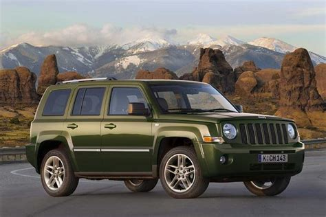 2011 jeep patriot used car review autotrader