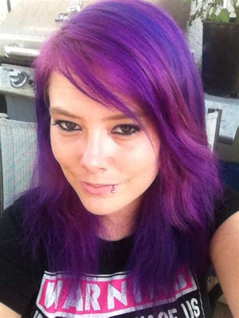orchid hair color my new colour ion colour radiant orchid it hair