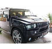 2011 Hummer H2/BLACK DEVIL/RUNDUM SPOILER/AUTOGAS/26Alu
