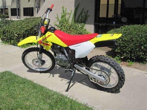 Suzuki Dirt Bikes For Sale 2012 Suzuki Dr Z125l Dirt Bike For Sale On 2040 Motos