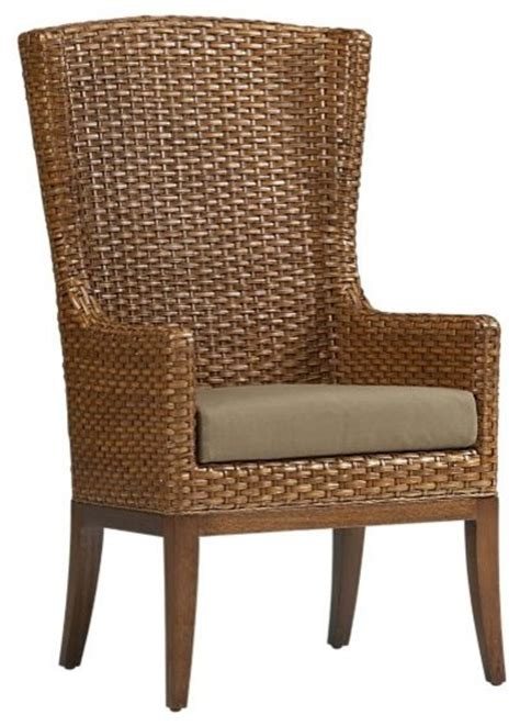 eclectic dining chairs palmetto arm chair with cushion crate barrel eclectic